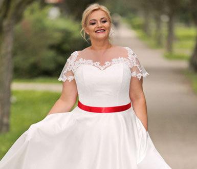 Suknie ślubne XXL