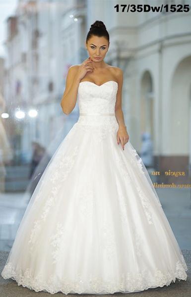 Suknie ślubne - poprzednia kolekcja